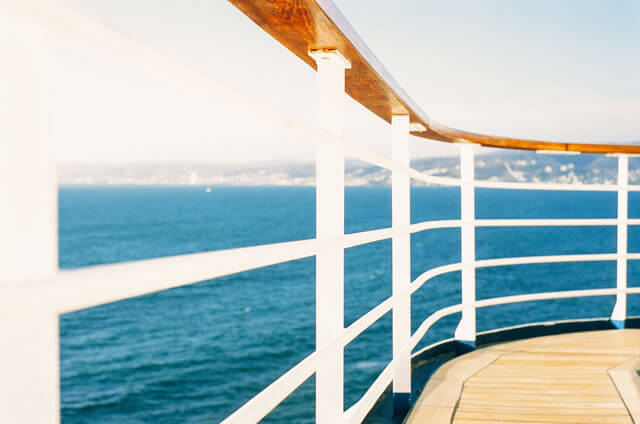 The true sign of the luxuriousness of a yacht is what items you have onboard.