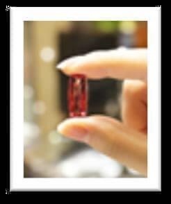 17.33 carat Imperial Topaz