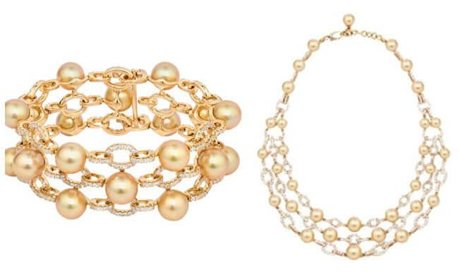 The perfect pearl by HODEL celebrates the finest in pearl jewelry.