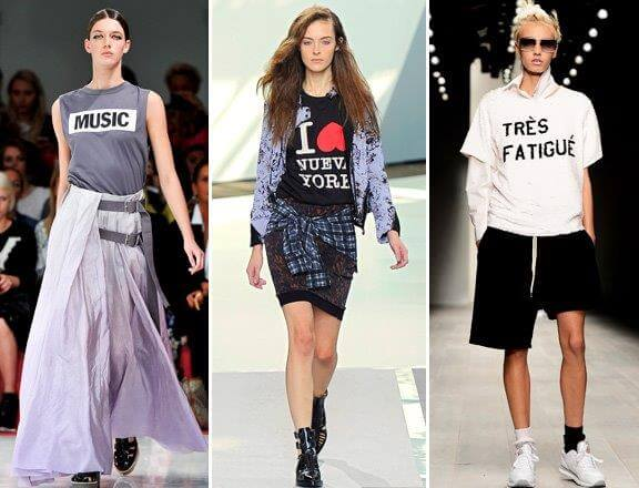How to Wear Printed T-Shirts
