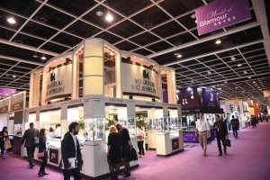 Jewellery Show displays worldwide brands and finished jewellery