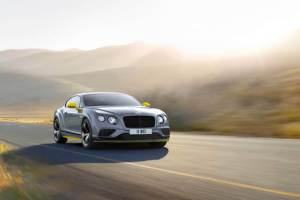 GAINS IN EUROPE AND UK WHILE AMERICAS REMAINS BIGGEST SELLING REGION BENTLEY