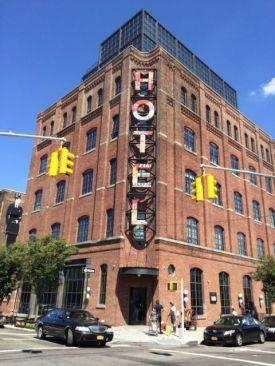 Wythe Hotel.
