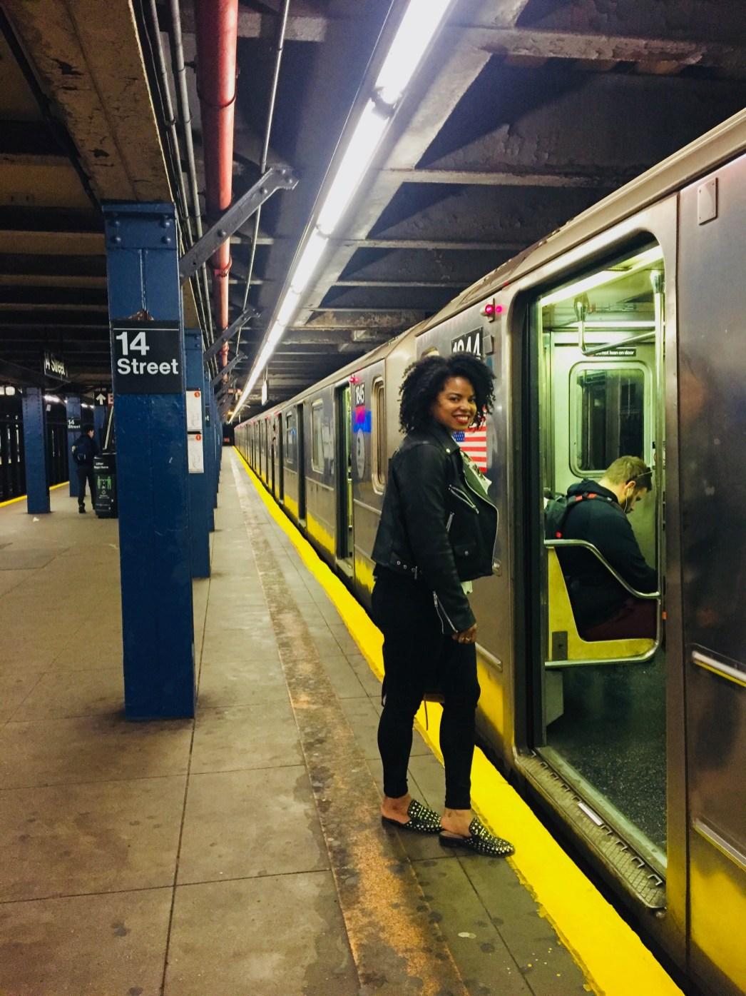 Brooklyn train