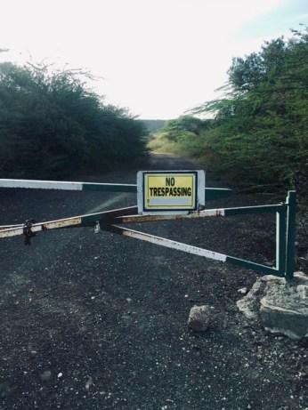 gram trespassing