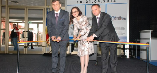 Construct Expo, Ambient Expo si Romtherm, inaugurate la ROMEXPO