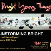 Ești Bright? Ești Young? GolinHarris lansează Bright Young Things