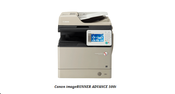 canon imageRUNNER ADVANCE 500i