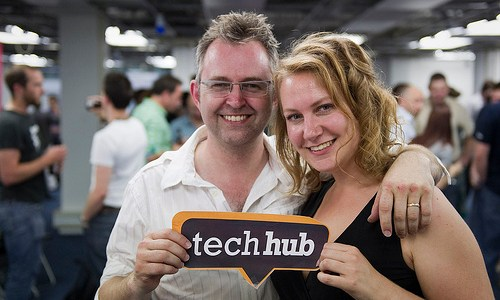 Open Day la TechHub Bucharest
