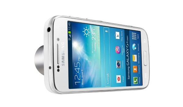 Gadget Trends: GALAXY S4 zoom, primul smartphone cu zoom optic 10x