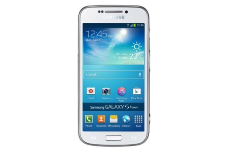 GALAXY S4 zoom_front