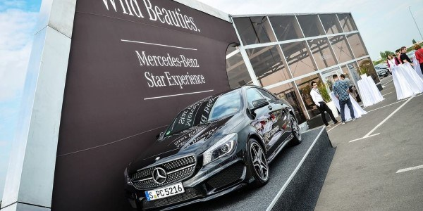 """Wild Beauties"" by Mercedes-Benz"