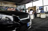 Mercedes-Benz Roadshow - prezentare interactiva