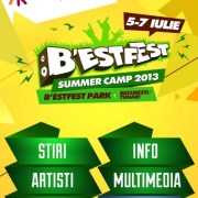 B'ESTFEST Summer Camp 2013 are aplicație de mobil
