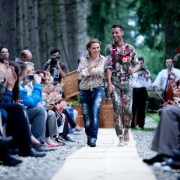 Fashion Trends: Adina Buzatu a tras cortina peste Feeric Fashion Show