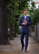 Gabriel Bespoke Return of the Gentleman Lookbook 2013 (4)