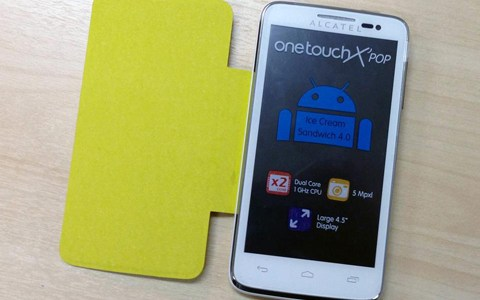Alcatel One Touch X'Pop, o surpriza placuta