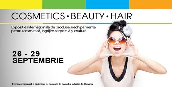 cosmetics beauty hair expo