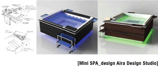 Aira Design Studio_Mini Spa