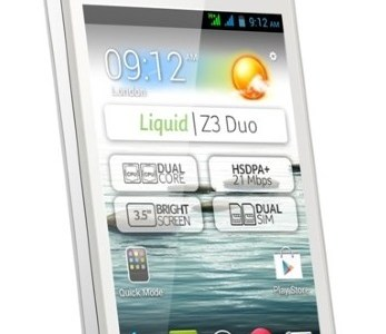 Gadget Trends: Liquid Z3 Duo și Liquid E2 Duo by Acer