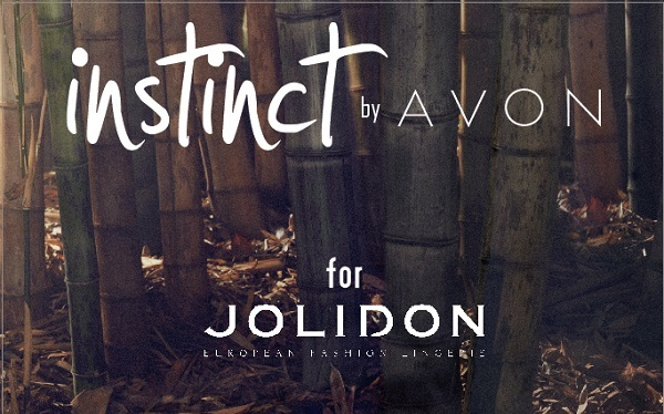 instinct by avon for jolidon