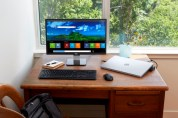 Home Office with Inspiron 15 Touch Notebook
