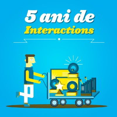 5 ani de Interactions