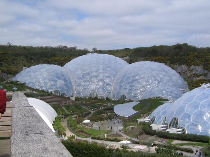 Eden project (United Kingdom)
