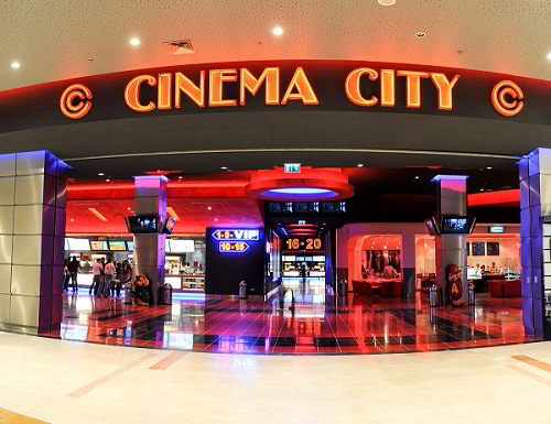 Imagine Cinema City