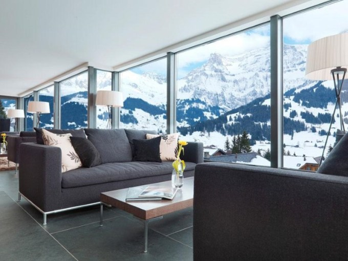 15. The Cambrian Hotel, Adelboden, Switzerland2