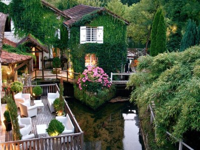 21. Hotel Le Moulin du Roc, France