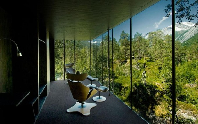 22. Juvet Landscape Resort, Norway