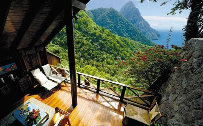 3. Ladera Resort, St. Lucia2