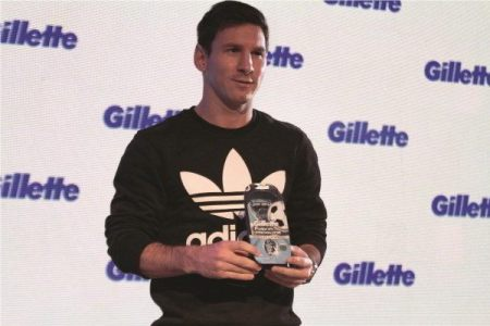 Gillette conferinta Messi