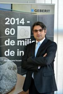 Catalin Mitroi, Director General Geberit Romania 3