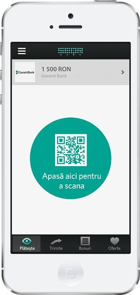 seqr-garantibank-app-screen