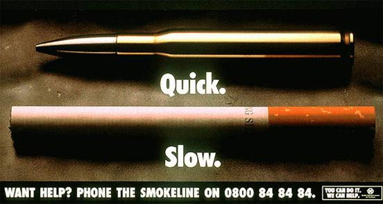 Clever-and-Creative-Antismoking-ads-quick-slow