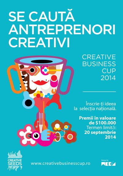 Poster Creative Business Cup_web