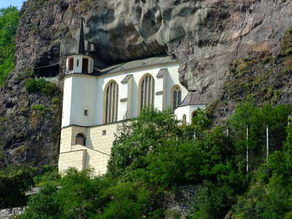 The Felsenkirche a.k.a. Church of the Rock, (Idar-Oberstein, Germany)