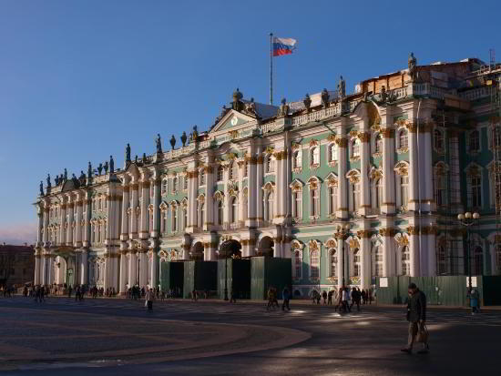 State Hermitage Museum and Winter Palace, Sankt Petersburg