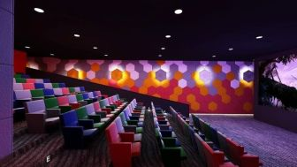 Cinema Colours, Promenada Mall Focsani(4)