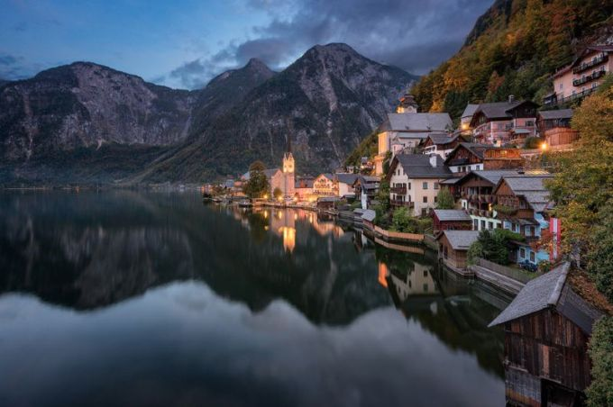 Hallstatt Village, Austria. Photo by Danny Xeero