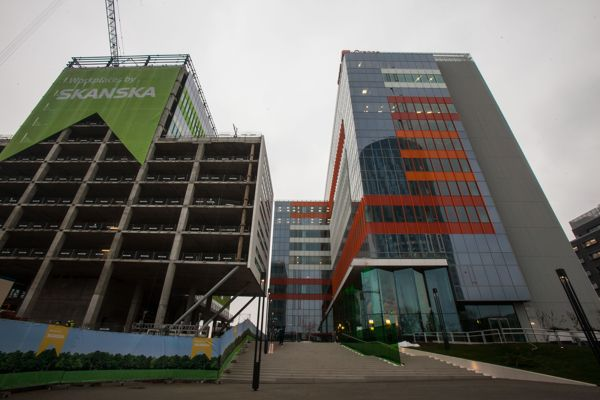 Skanska - Green Court Bucharest (2)