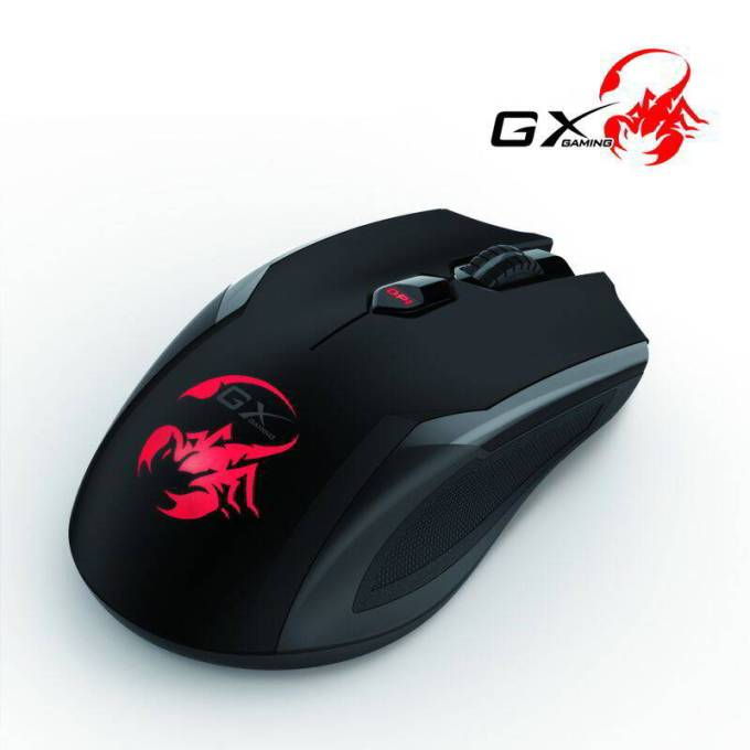 GX-Gaming mouse Ammox for FPS