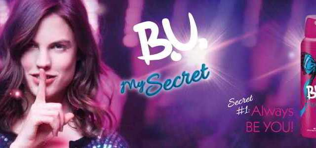"Scrisoare de la ""the B.U. girl"": lansăm ""My Secret"""