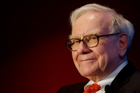 Warren Buffet - avere 2015: 72,7 mld. dolari