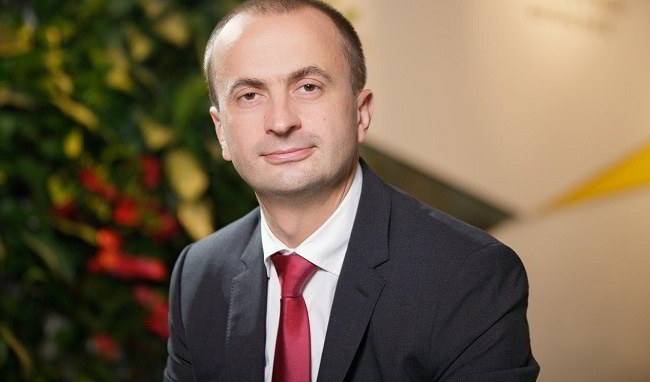 Bogdan Ion, Country Managing Partner, EY Romania