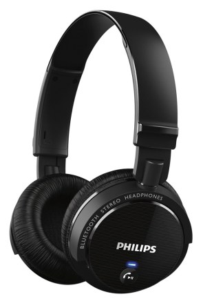 Casti wireless Philips SHB5500BK - 1