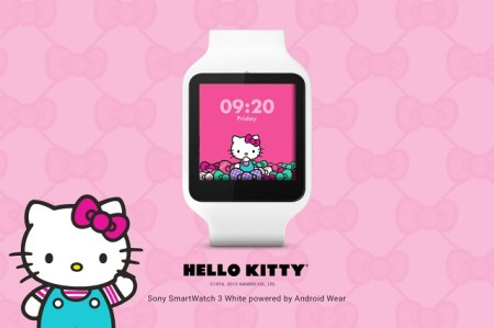 androidwear_sanrio hello kitty