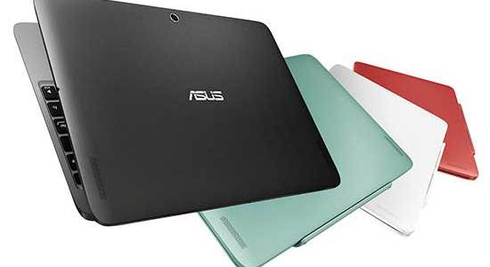 ASUS a prezentat la Computex noile tablete convertibile Transformer Book